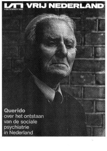 Querido - History of Social Work