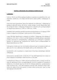 Rigsadvokatens redegørelse om straffene i voldtægtssager efter ...