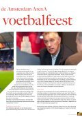 Eén groot voetbalfeest - Topsport Amsterdam - Page 5