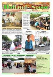 Klik voor volledige krant als pdf op de pagina (2 mb) - Stichting ...