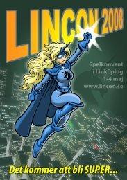 Välkommen till LinCon 2008