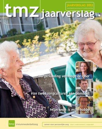 jaarverslag 2011 - TMZ