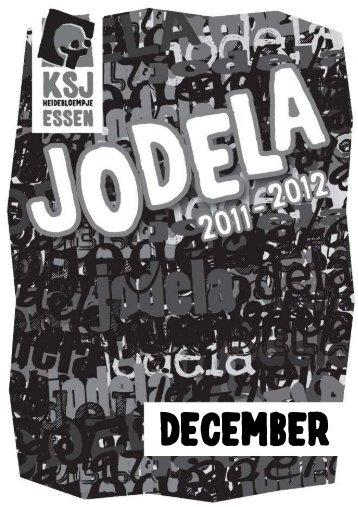 Jodela December - 2910 Essen