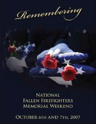 Download the Remembrance Book (PDF) - The National Fallen ...