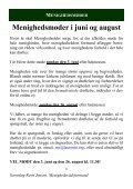 Sogneblad 2012-2 - Sankt Laurentii Kirke - Page 6