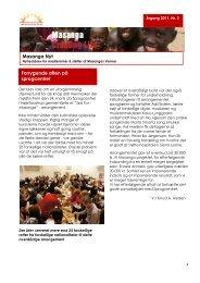 Nyhedsbrev 2 - Masanga