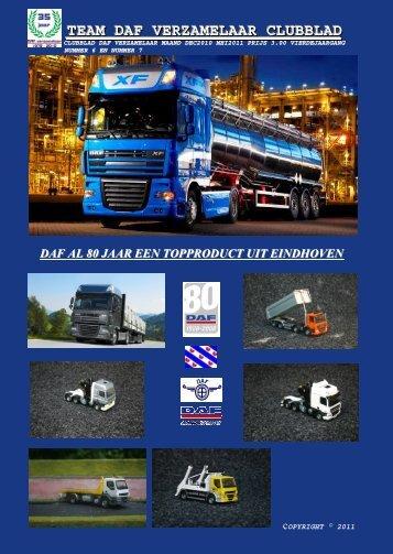 dec 2010 / 7 - mei 2011 (PDF) - Team Daf Verzamelaar