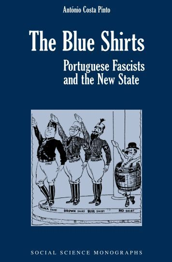 The Blue Shirts - António Costa Pinto