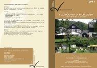 Download / bekijk de folder - Beeldhouwatelier Charles Vergouwen