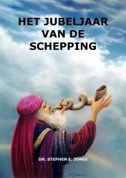 HET JUBELJAAR VAN DE SCHEPPING - Boinnk