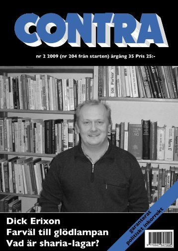 Nummer 2 2009 - Contra