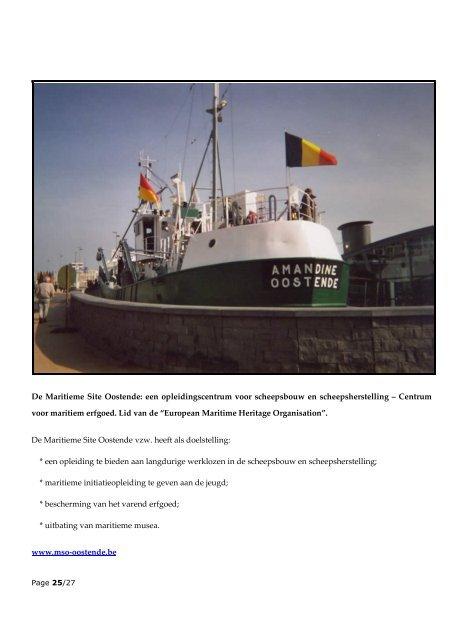oudenburg (belgium) - Partnerschaftsverein Limburg eV