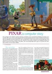 [PDF] Pixar a computer story - Filmmagie