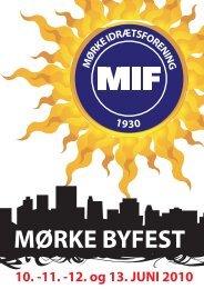 10. -11. -12. og 13. JUNI 2010 - Mørke IF