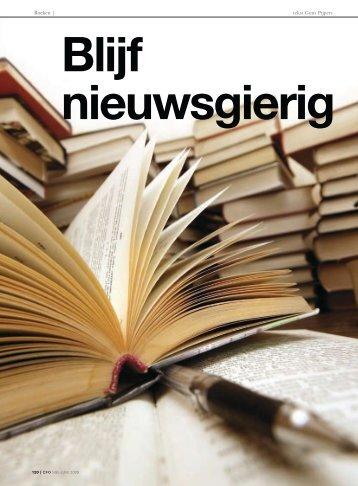 Blijf nieuwsgierig - Guus Pijpers