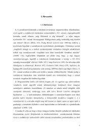 I. Bevezetés - N. Fodor János
