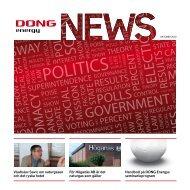 Nyhetsbrev - oktober 2010 - DONG Energy
