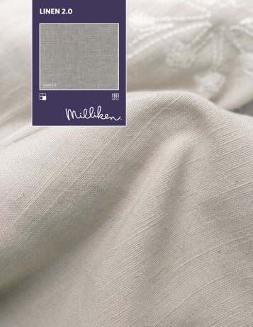 Linen 2.0 - Milliken & Company