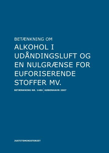 Download betænkning i PDF format (2.296 kb) - Justitsministeriet ...