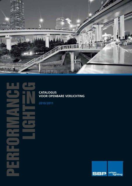 CATALOGUS VOOR OPENBARE VERLICHTING 2010/2011