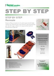 pdf STEP BY STEP o EASYLIFT 2010 - Ferno Norden