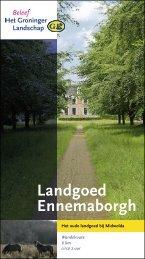 Landgoed Ennemaborgh - Stichting Het Groninger Landschap