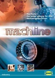 plaquette MACHLINE - Kellenberg Roll-Technik AG