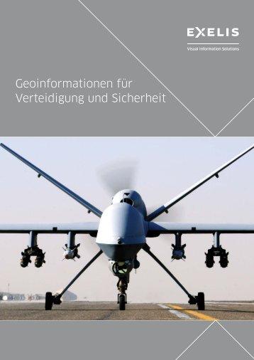 Geoinformationen für Verteidigung und Sicherheit - Exelis Visual ...