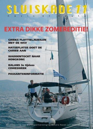 EXTRA DIKKE ZOMEREDITIE! - Sluiskade 11