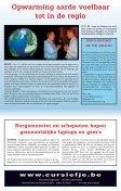 klimaatopwarming heeft dramatische gevolgen optiek ... - Cursiefje - Page 4
