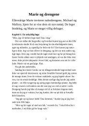 Marie og drengene - Pornobiblioteket.dk