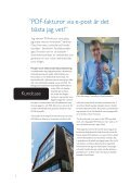 PDF-fakturor via e-post - IT Group - Page 6