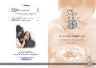 Makeup NEGLE & HUDPLEJEKLINIK - Negledesign Sydfyn