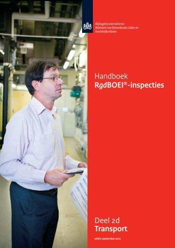 Handboek Transport - Rijksgebouwendienst