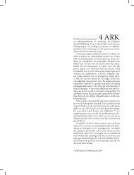Det här är första numret av 4 ARK, en arkitekturtidskrift ... - Archileaks
