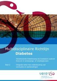 Multidisciplinaire Richtlijn Diabetes - Nederlandse Vereniging van ...