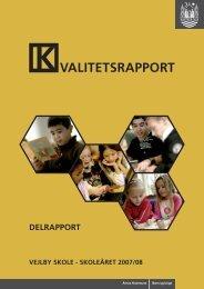 Færdig kvalitetsrapport - Vejlby Skole