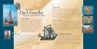 Brochure Utrecht - De Muider Compagnie