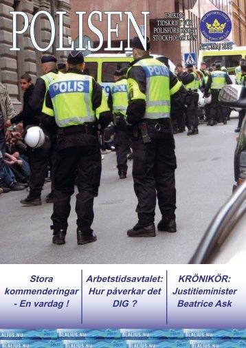 Polisen 2008 nr2 - Blåljus