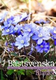 Bästsvenska bladet 2011 nr 1.pdf - Fältbiologerna