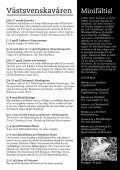 Bästsvenska bladet 2011 nr 1.pdf - Fältbiologerna - Page 7