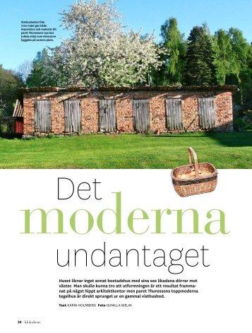Det Moderna Undantaget - Svenska Jordhus
