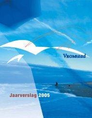 Jaarverslag 2005 - Raad voor de leefomgeving en infrastructuur