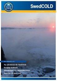 nyhetsbrev nr 1 2012 - Swedcold.org