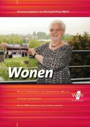 Wonen - zomer 2013 - Woning Stichting Nijkerk