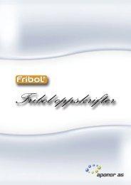 Last ned alle oppskrifter - Fribol
