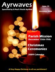 Download File - St Paul's Parish Ayrfield