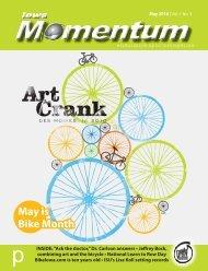 May is Bike Month - Iowa Momentum