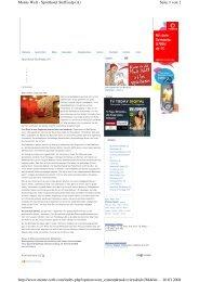Seite 1 von 2 Monte-Welt - Sporthotel Steffisalp (A) 10.03.2008 http ...