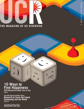 Download PDF - UCR Magazine - University of California, Riverside